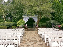 Wedding at The Mill Lakeside Manor by NJ Wedding Officiant Andrea Purtell