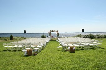 Sandy Hook NJ Wedding by NJ Wedding Officiant Andrea Purtell