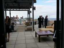 Wedding at Watermark Asbury Park by NJ Wedding Officiant Andrea Purtell