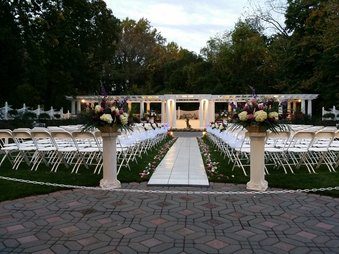 Wedding at Shadowbrook by NJ Wedding Officiant Andrea Purtell www.forthisjoyousoccasion.com