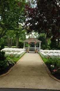 Wedding at Lakewood Country Club by NJ Wedding Officiant Andrea Purtell