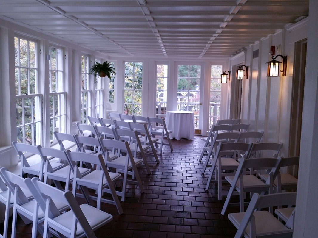 NJ Wedding Officiant Andrea Purtell wedding at Sayen Gardens www.forthisjoyousoccasion.com